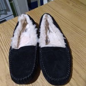 Ugg slippers.